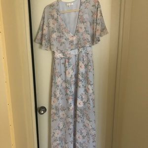 WAYF maxi dress - Norsdstrom